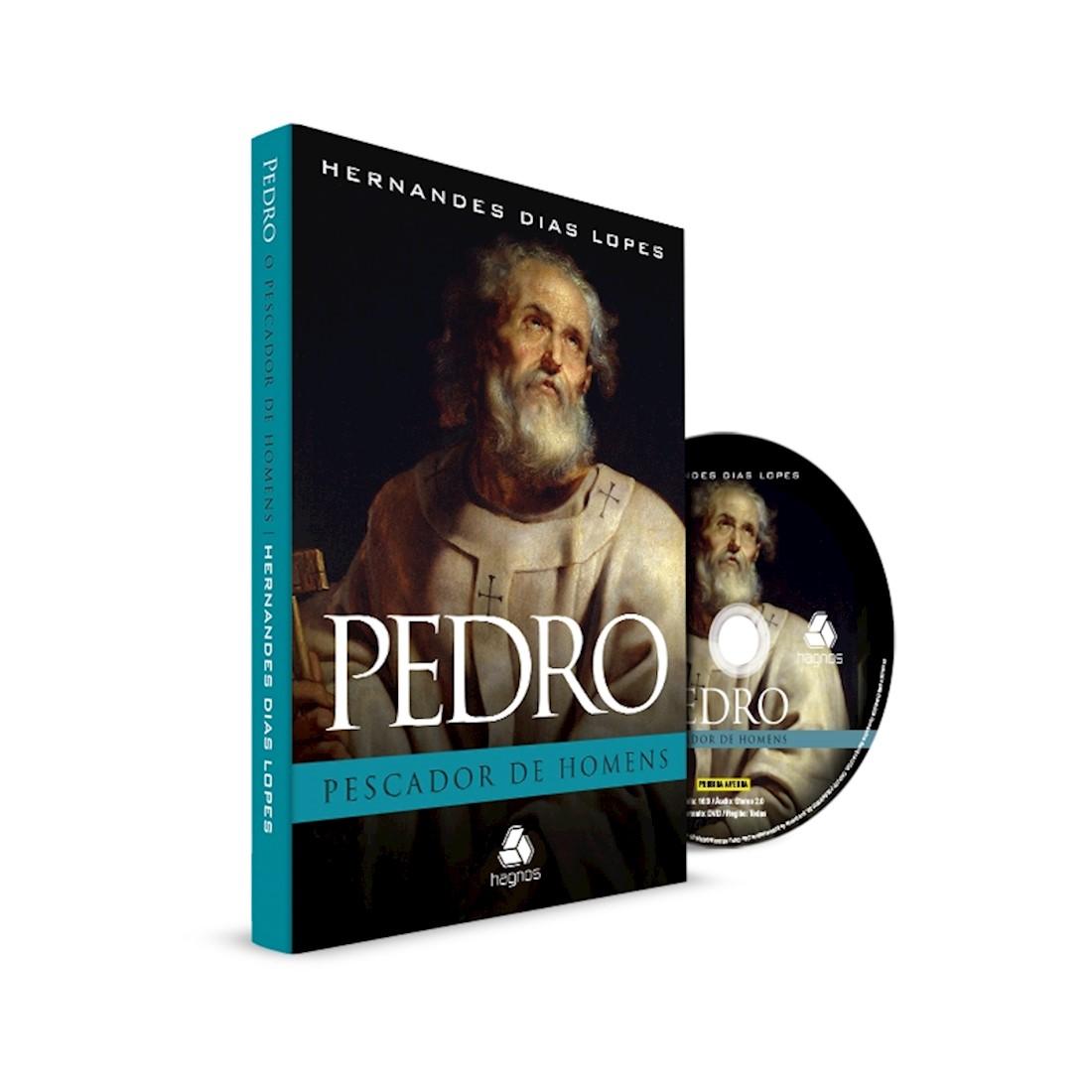 Livro Pedro - Pescador de Homens