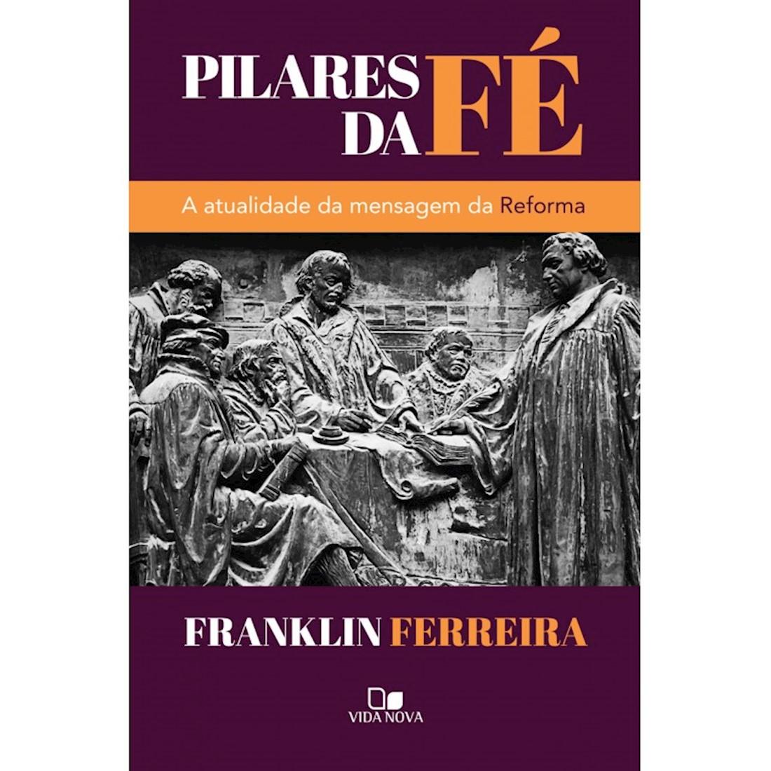 Livro Pilares da Fé