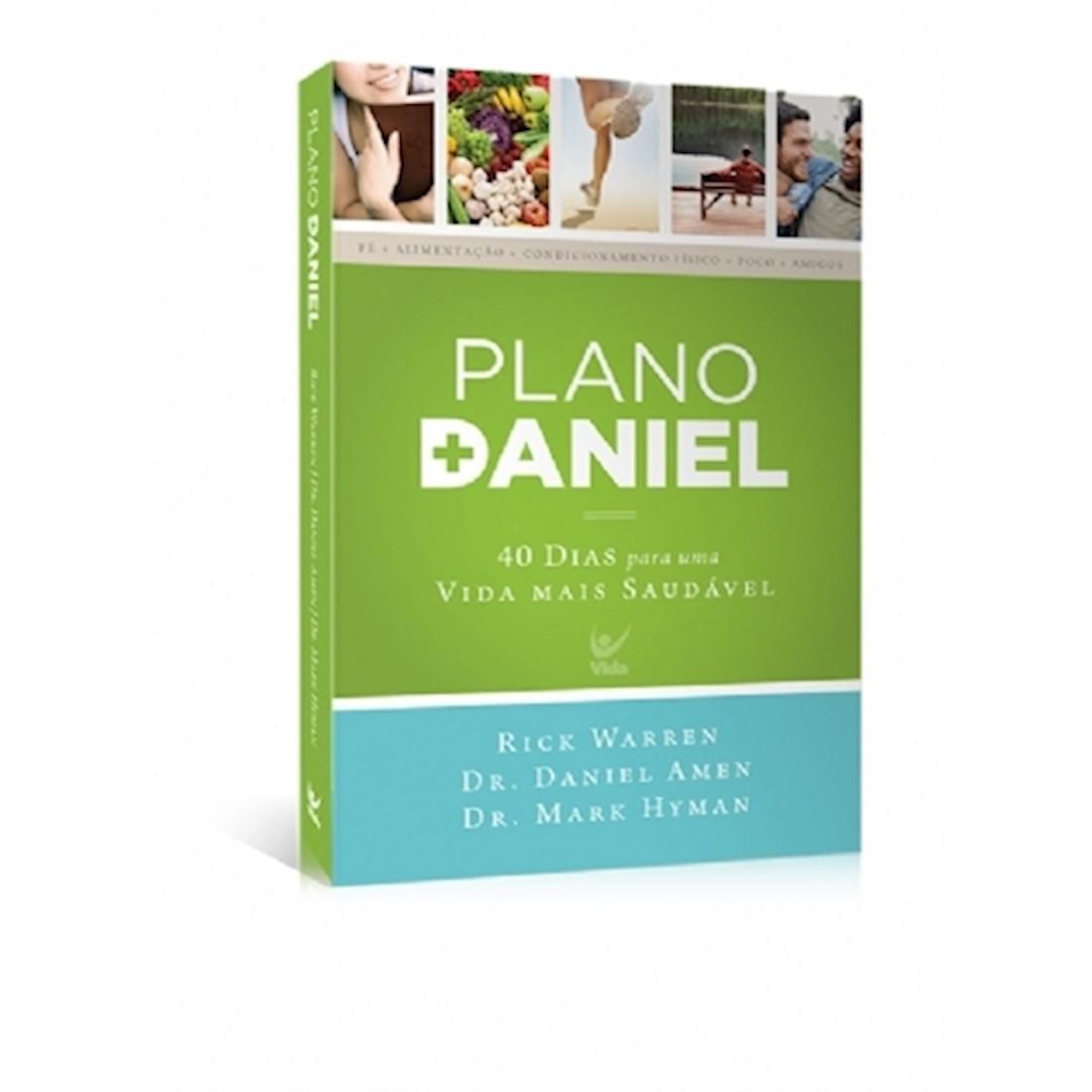 Livro Plano Daniel