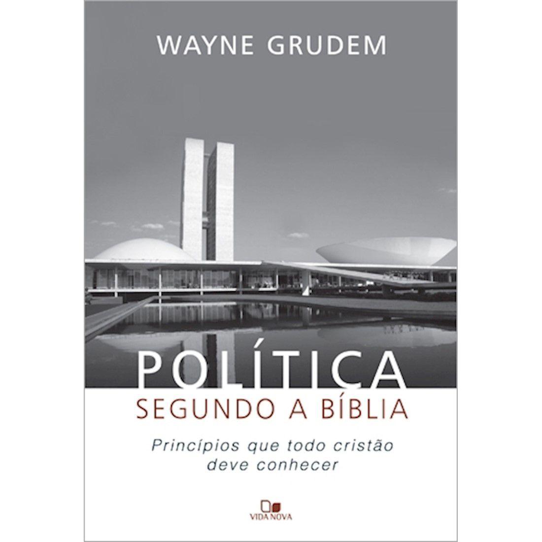 Livro Política Segundo a Bíblia