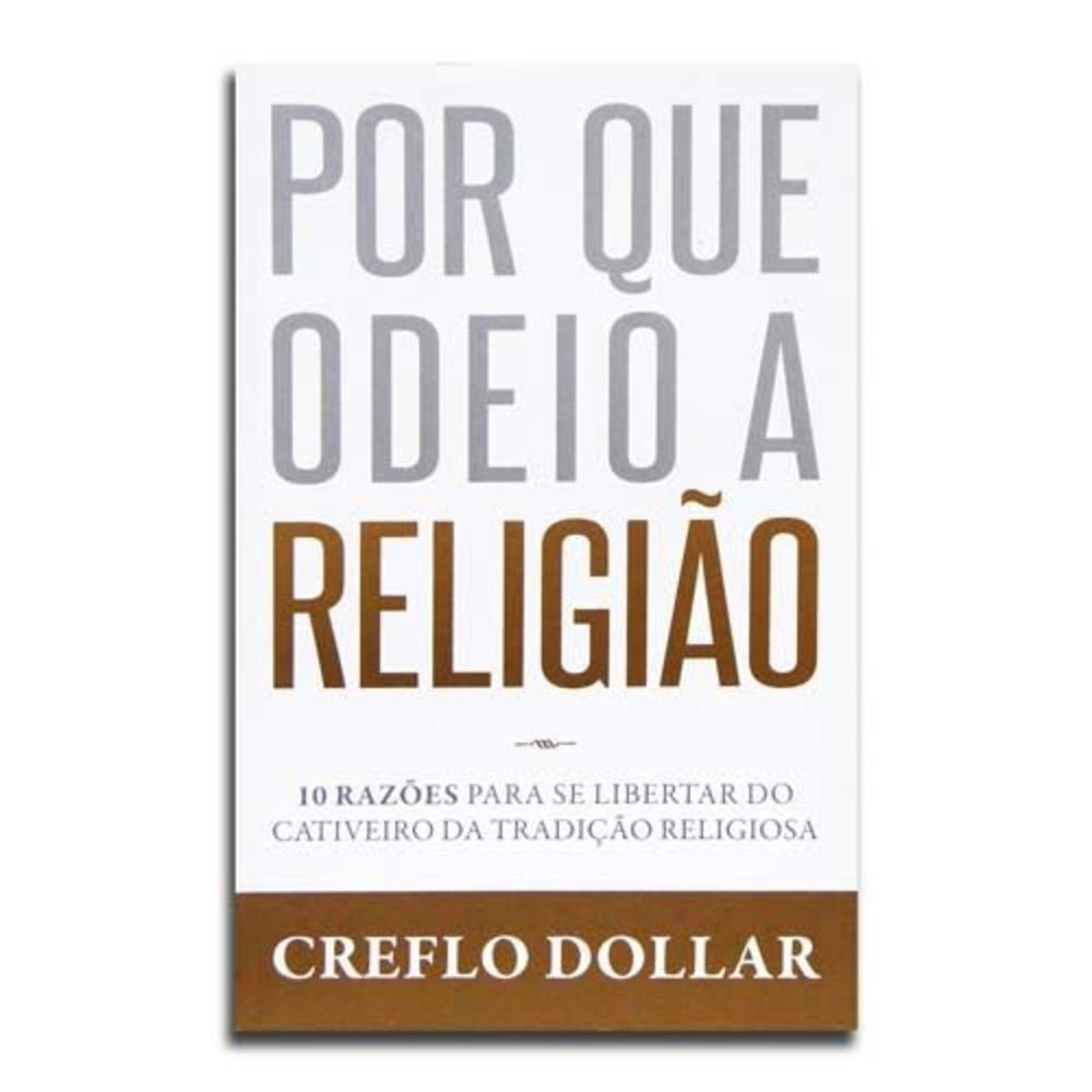 Livro Por Que Odeio a Religião