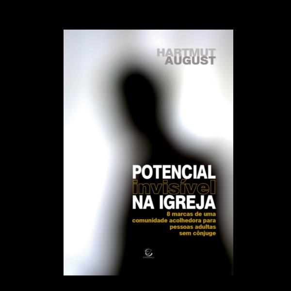 Livro Potencial Invisível na Igreja