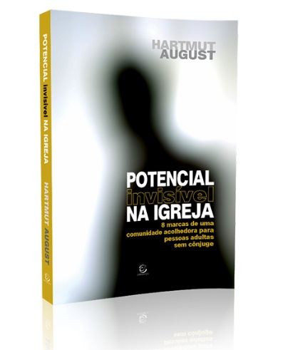 Livro Potencial Invisível na Igreja- Produto Reembalado