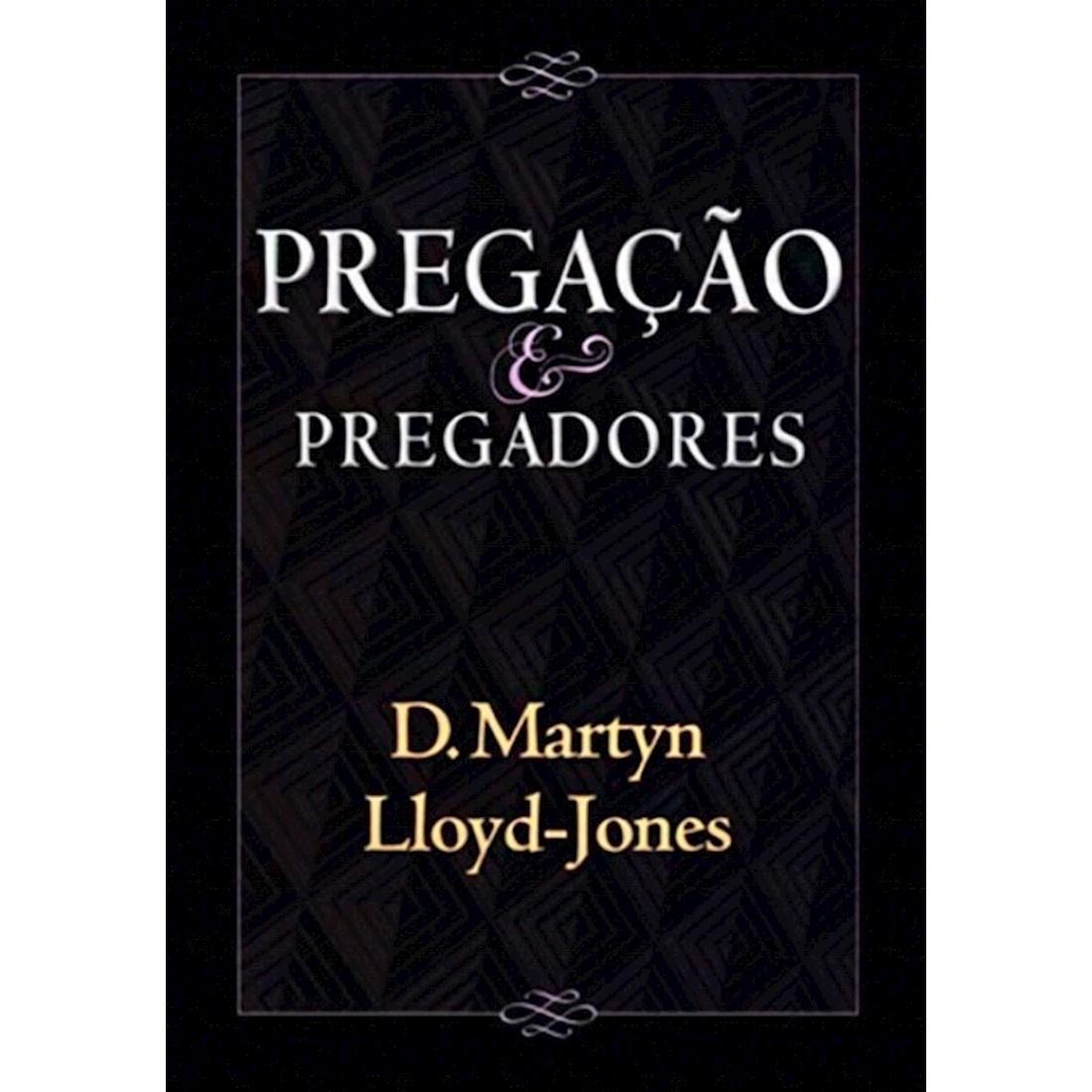 Livro Pregação e Pregadores