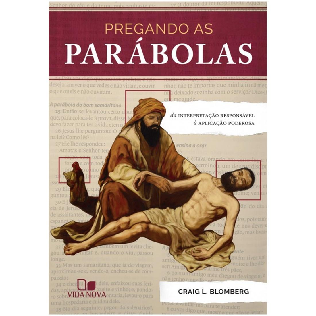 Livro Pregando as Parábolas