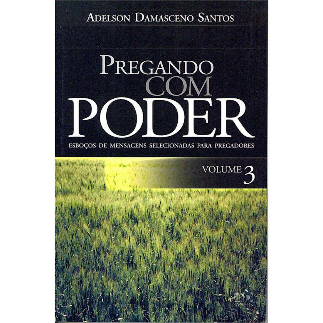 Livro Pregando Com Poder - Vol. 3