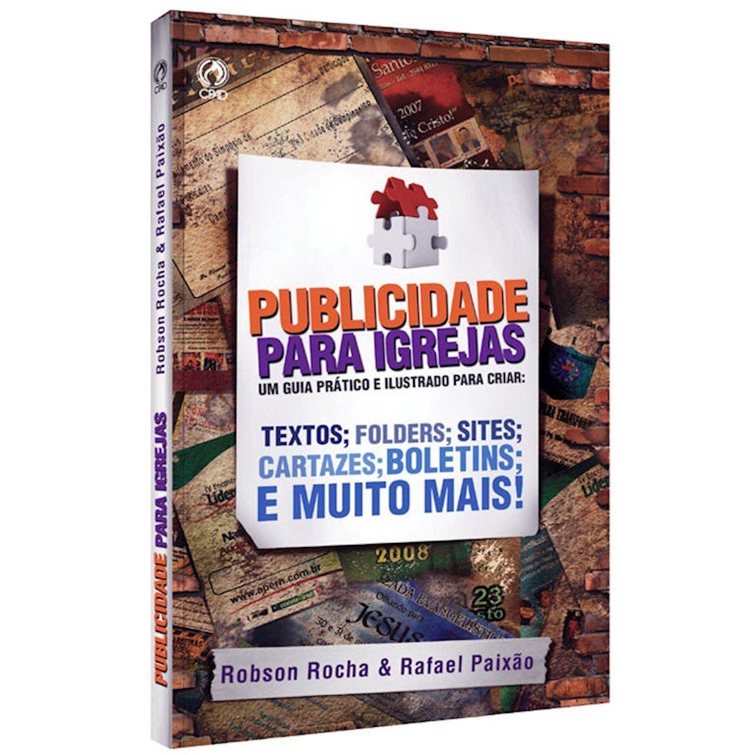 Livro Publicidade para Igrejas