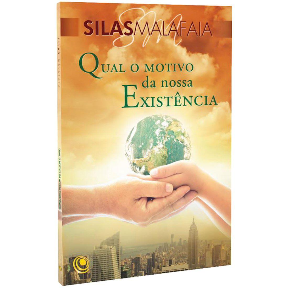 Livro Qual Motivo da Nossa Existência