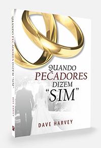 """Livro Quando Pecadores Dizem """"SIM"""""""