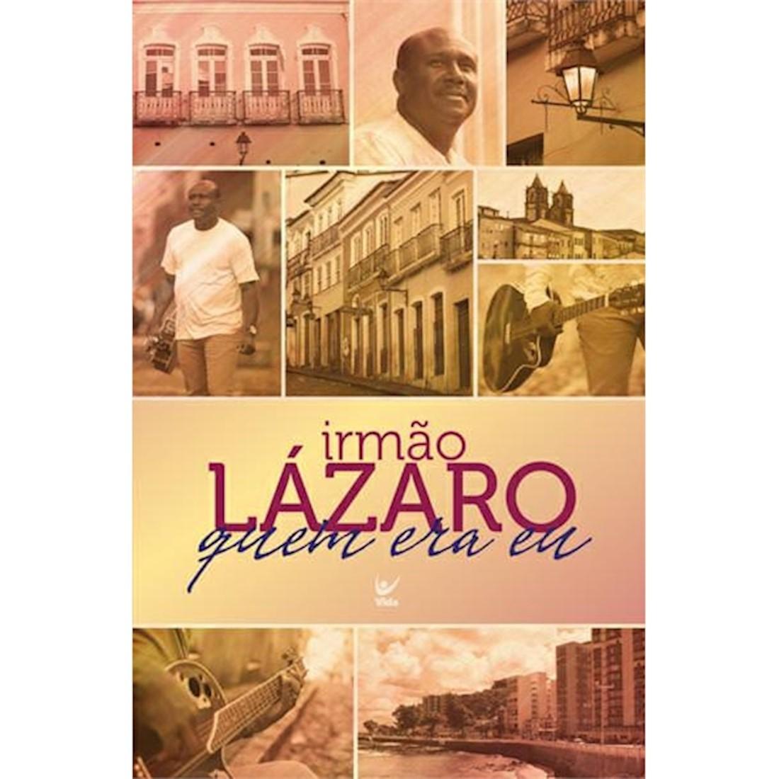 Livro Quem Era Eu - Irmão Lázaro