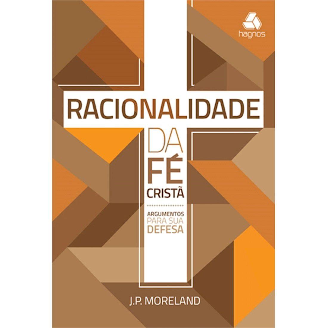 Livro Racionalidade Da Fé Cristã