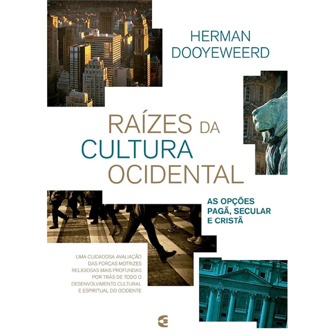 Livro Raízes Da Cultura Ocidental