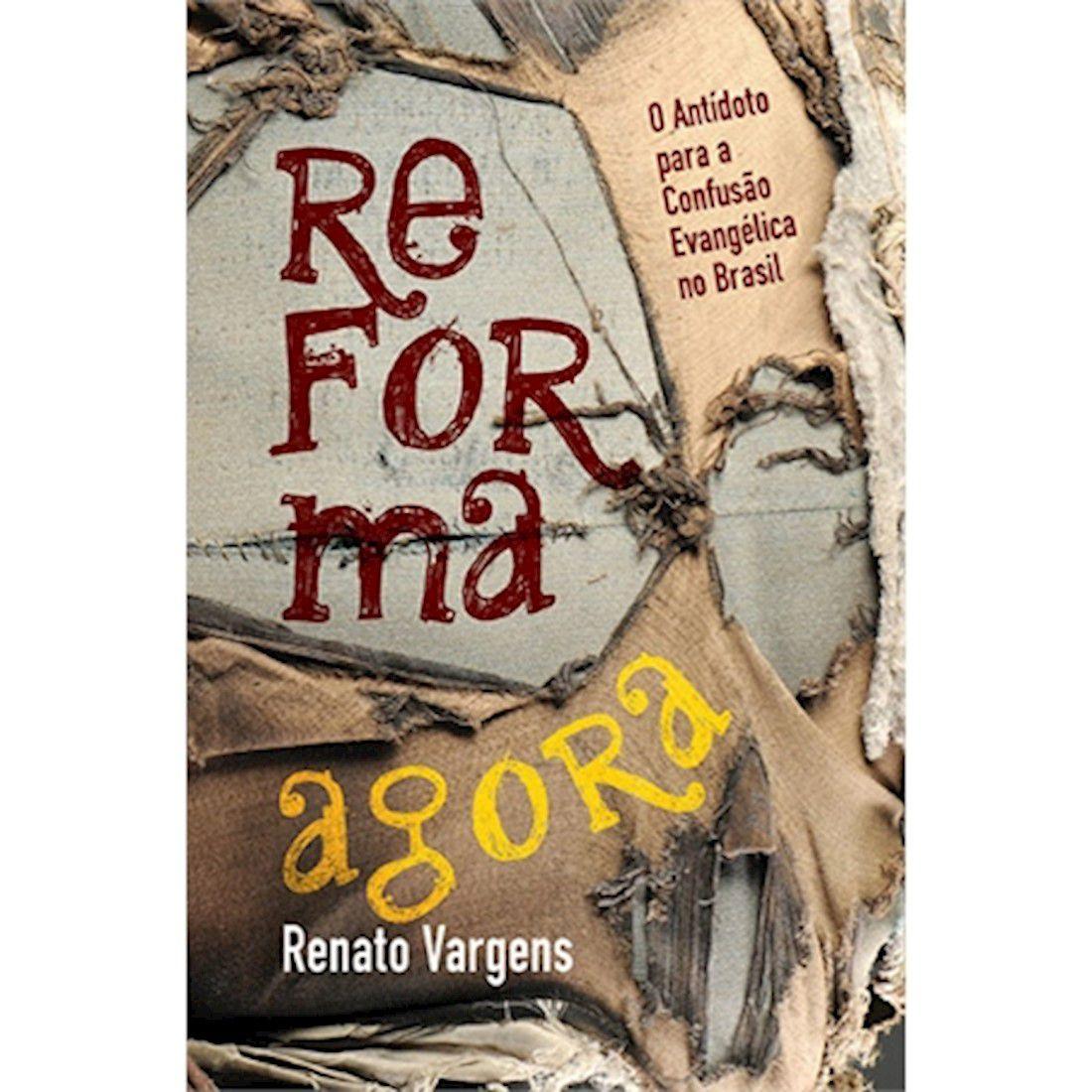 Livro Reforma Agora