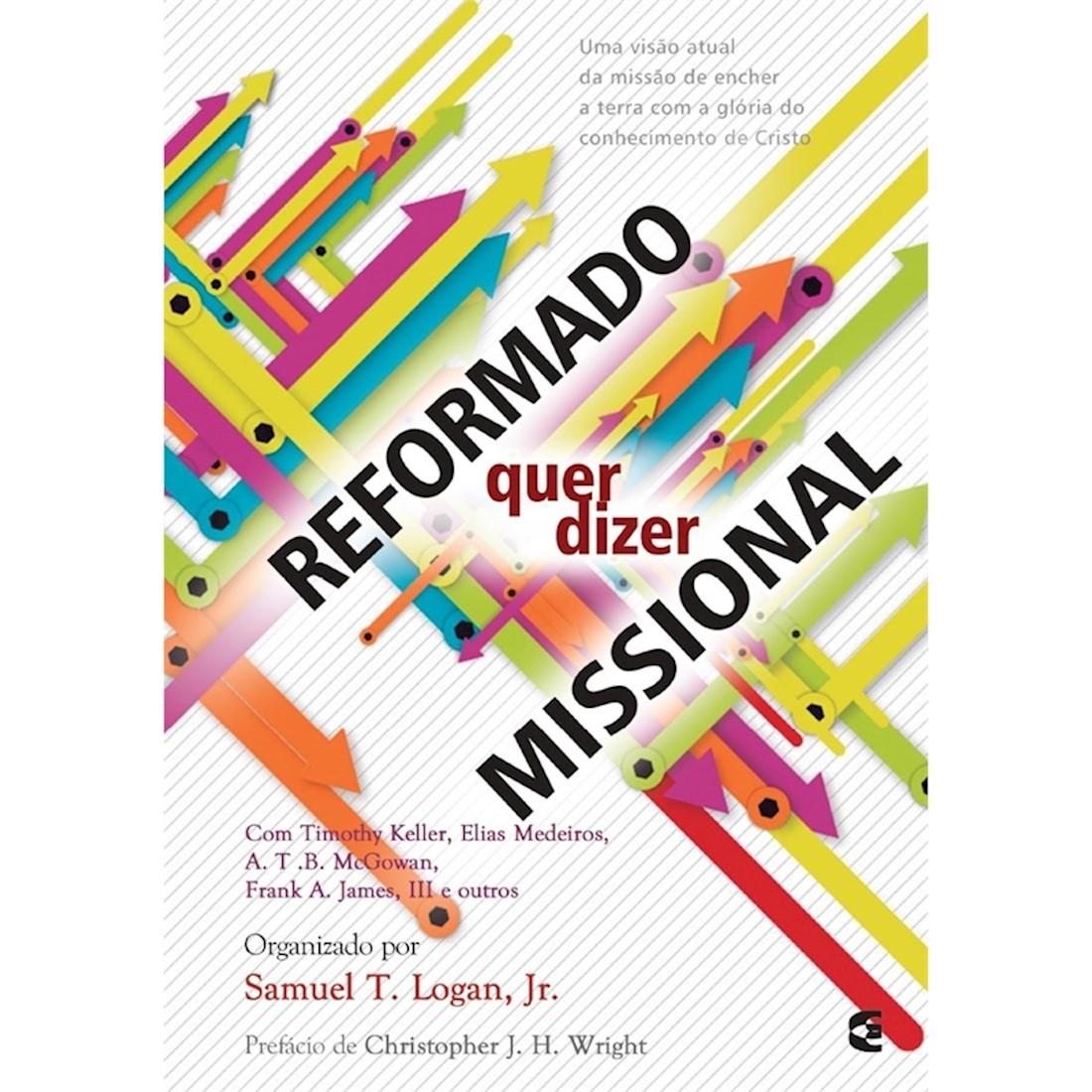 Livro Reformado Quer dizer Missional