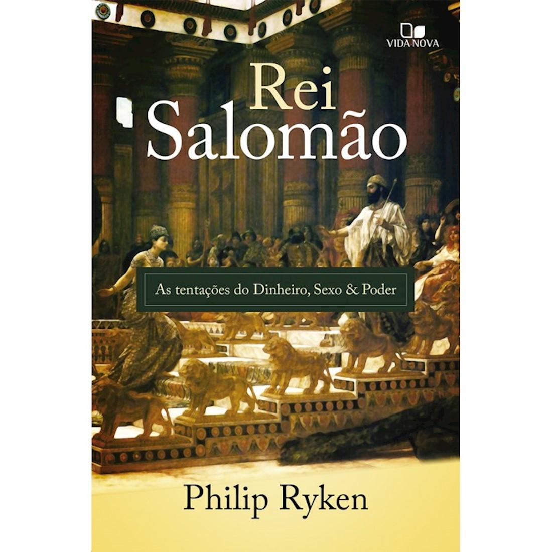 Livro Rei Salomão