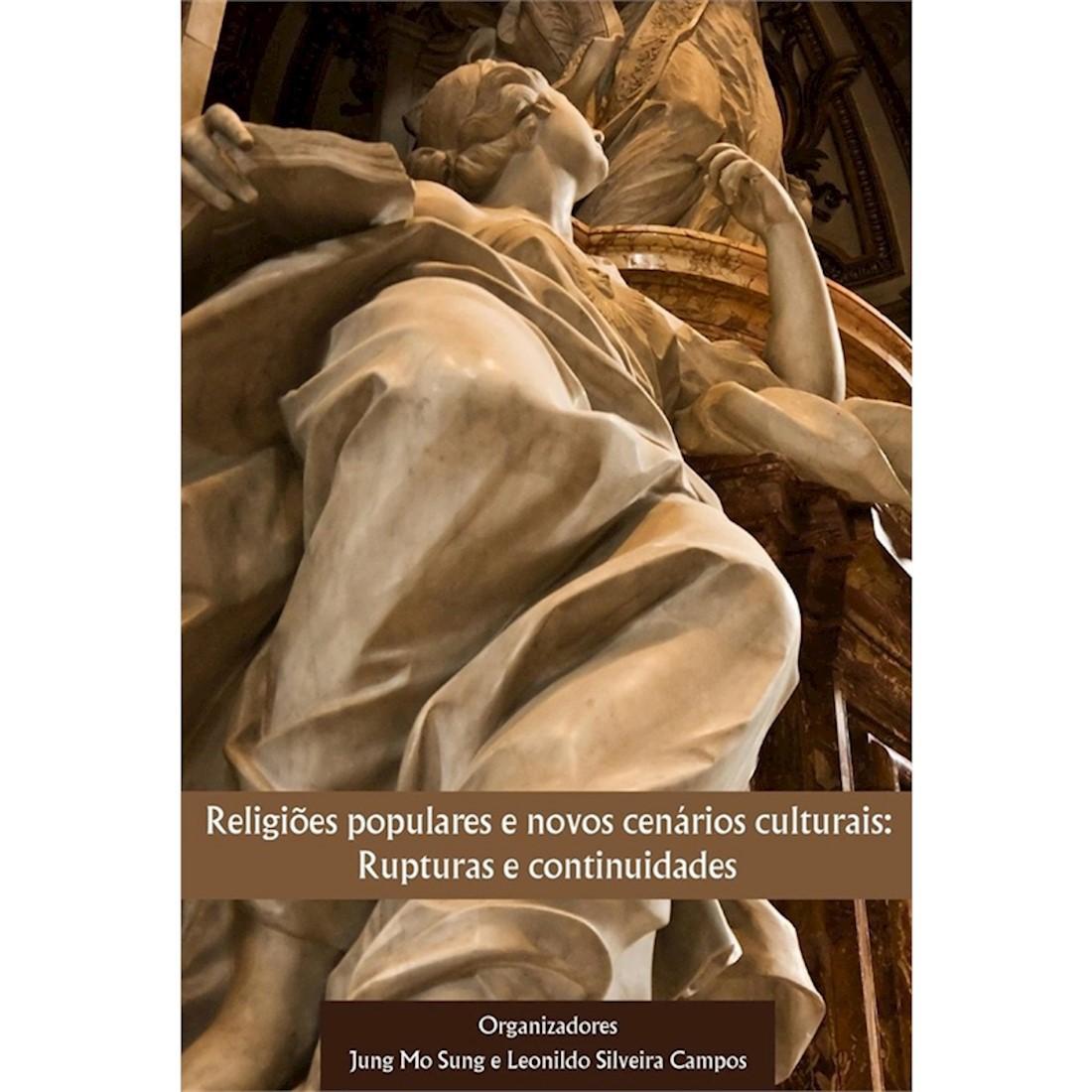 Livro Religiões Populares e Novos Cenários Culturais