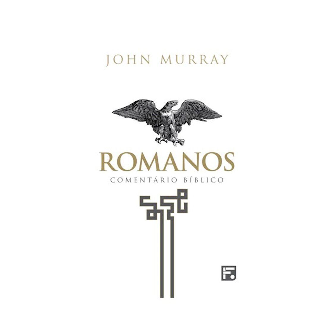 Livro Romanos Comentário Bíblico - 3ª Edição