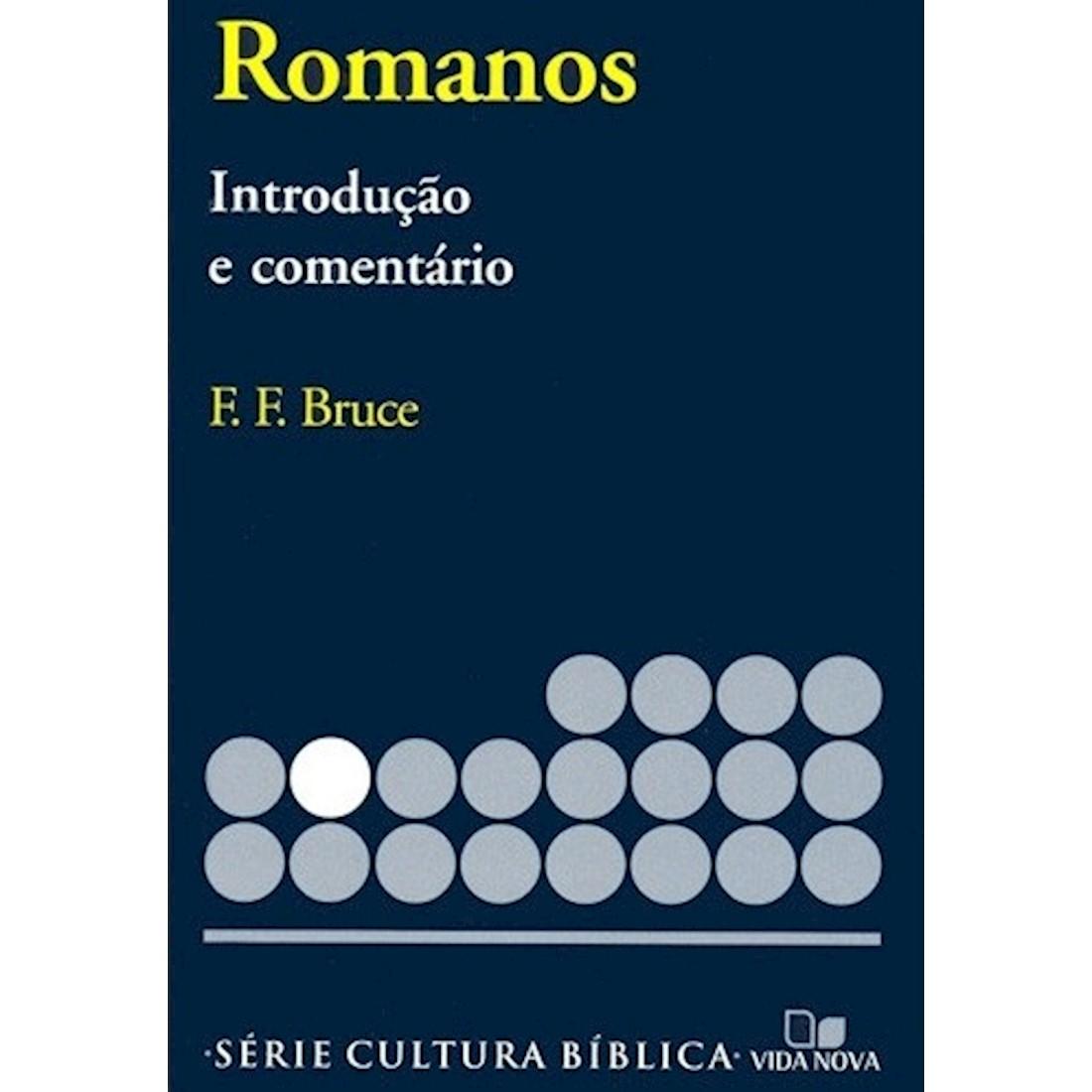 Livro Romanos - Introdução e Comentário Novo Testamento