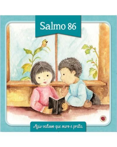 Livro Salmos 86