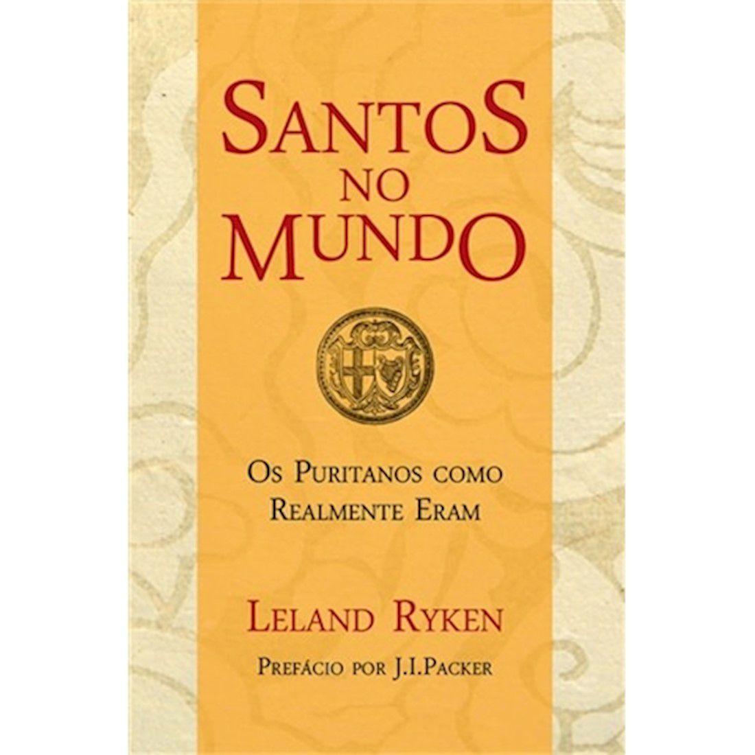 Livro Santos No Mundo