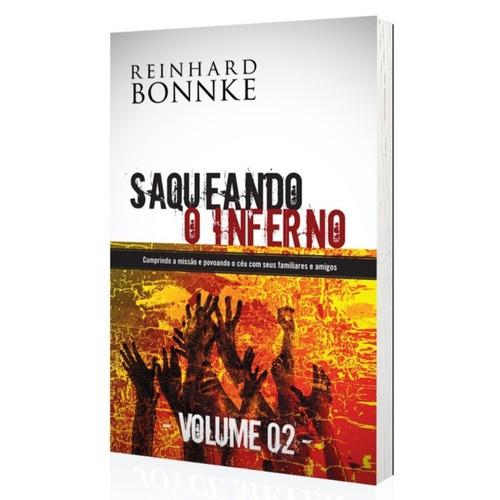Livro Saqueando o Inferno II