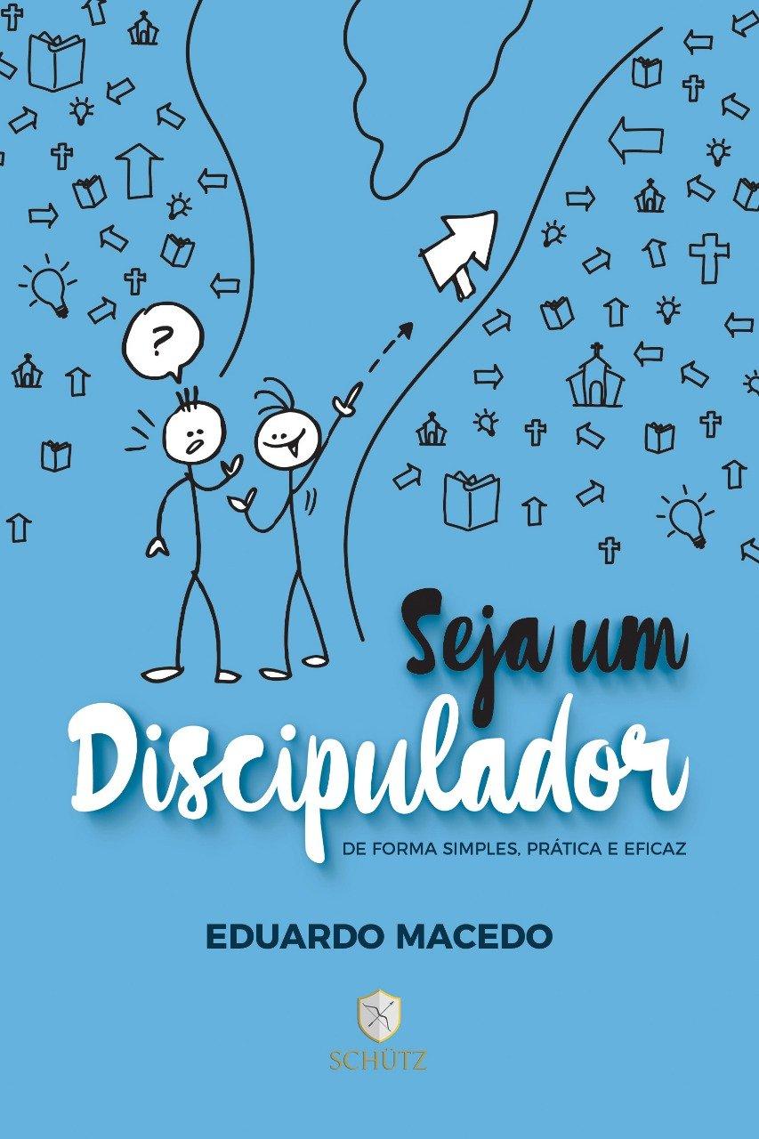 Livro Seja Um Discipulador