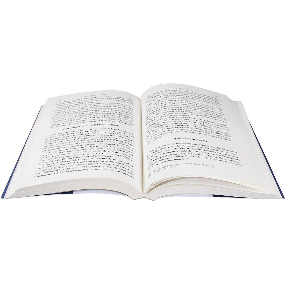 Livro Semeadores da Palavra
