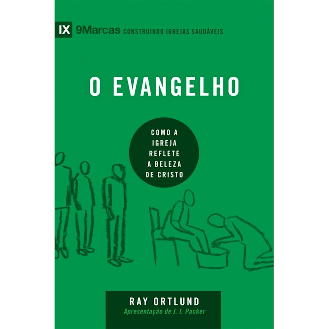 Livro Série 9 Marcas - O Evangelho