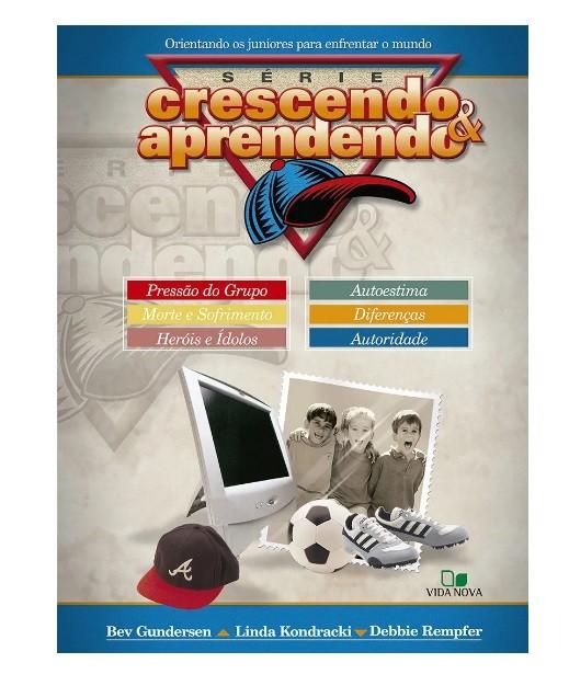 Livro Série Crescendo e Aprendendo - Volume 1