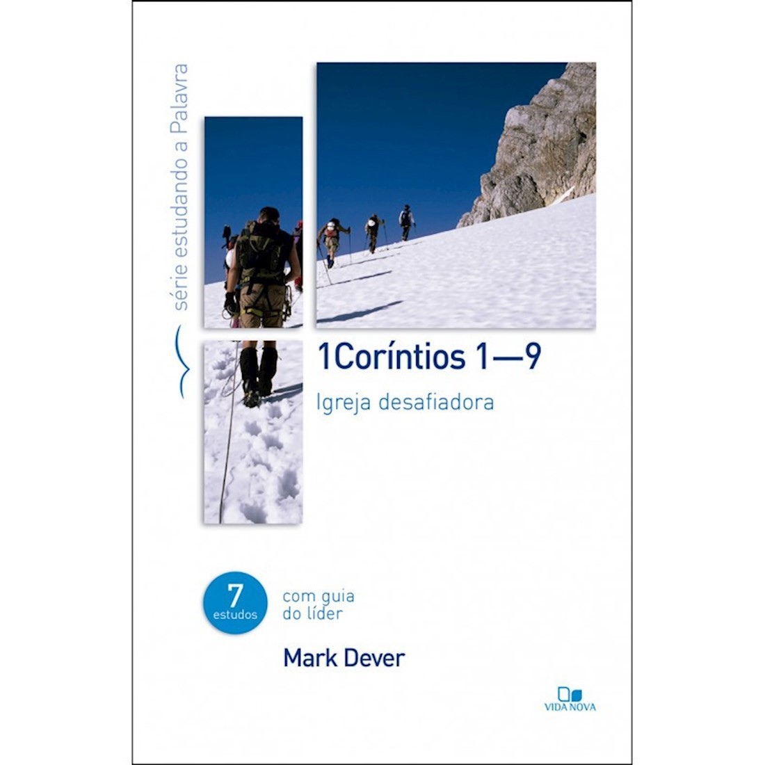 Livro Série Estudando a Palavra - 1Coríntios 1-9