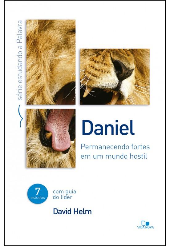 Livro Série Estudando a Palavra - Daniel