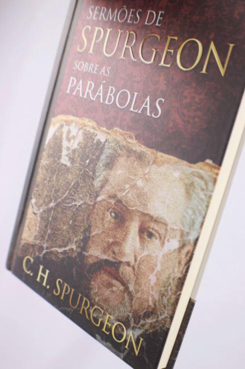 Livro Sermões de Spurgeon Sobre as Parábolas