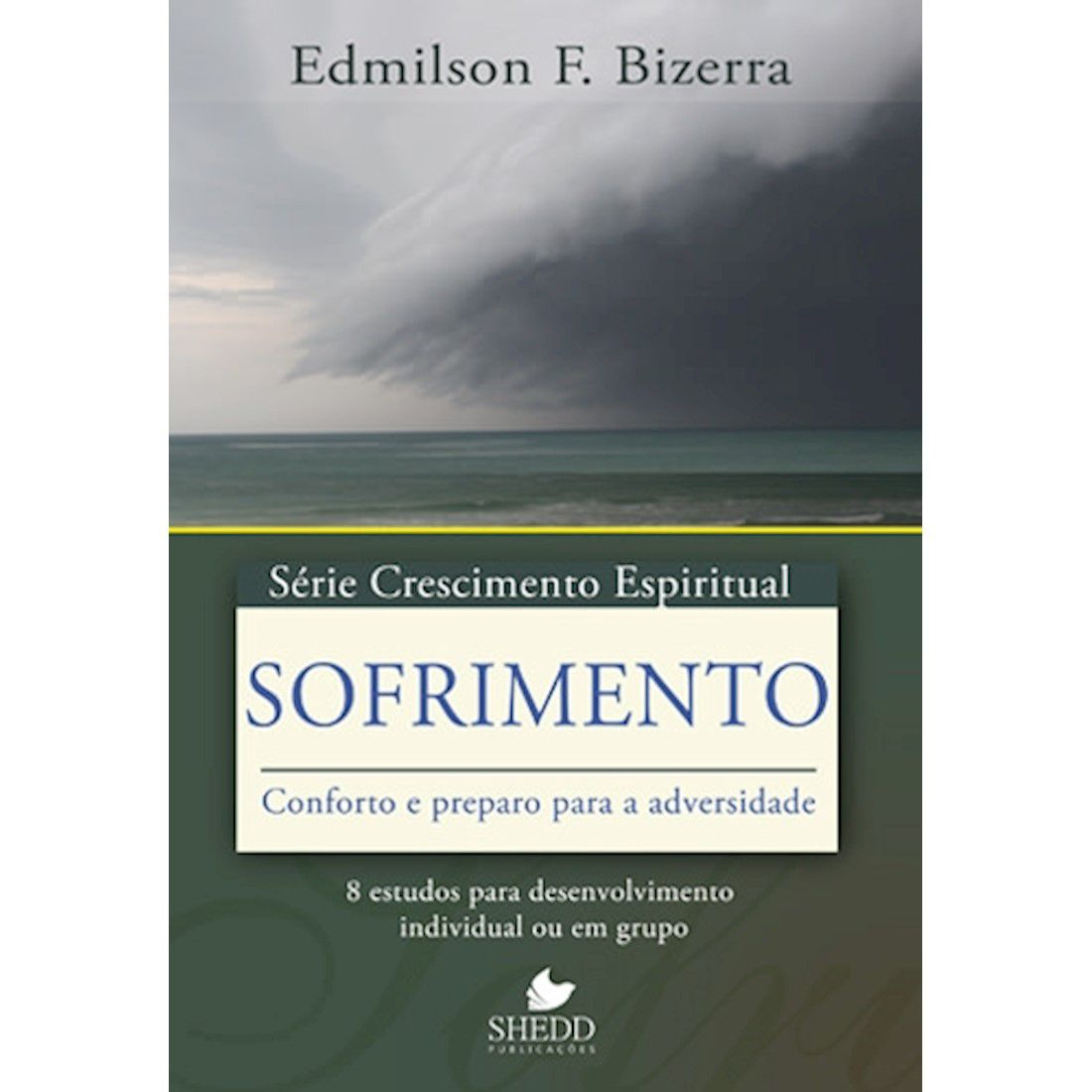 Livro Sofrimento | Série Crescimento Espiritual