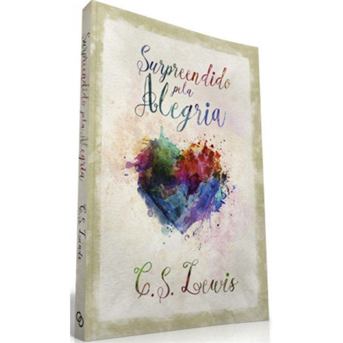 Livro Surpreendido Pela Alegria