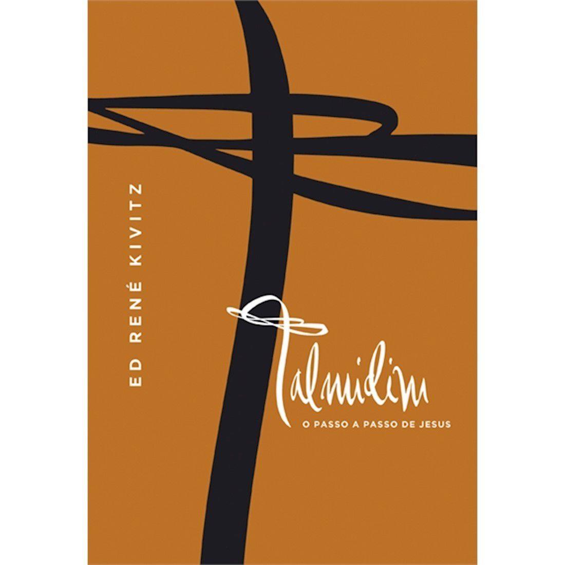 Livro Talmidim - O Passo a Passo de Jesus - Produto Reembalado