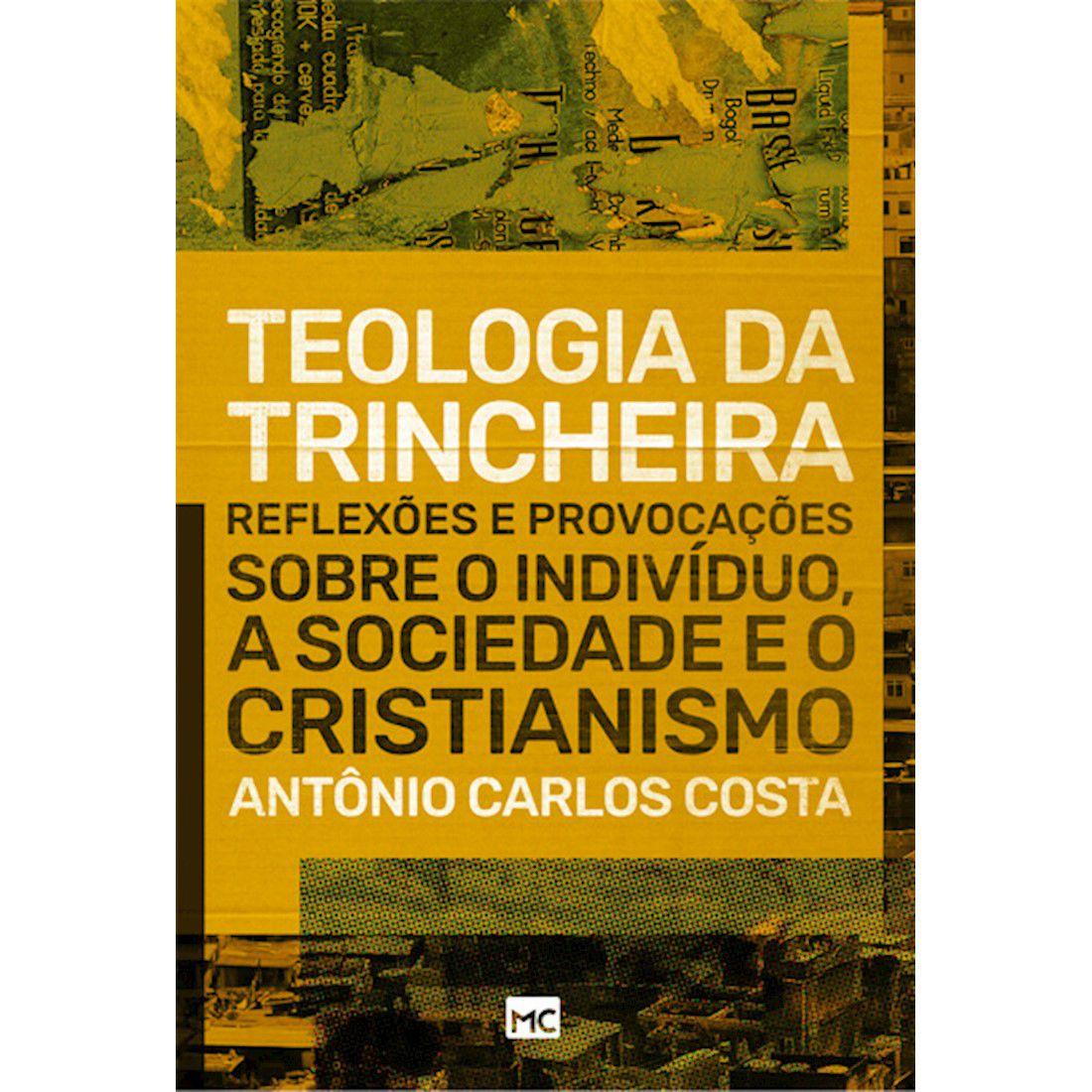 Livro Teologia da Trincheira