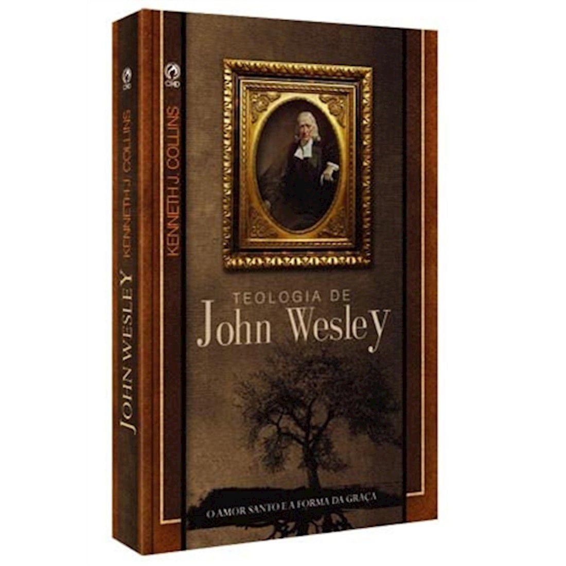 Livro Teologia de John Wesley
