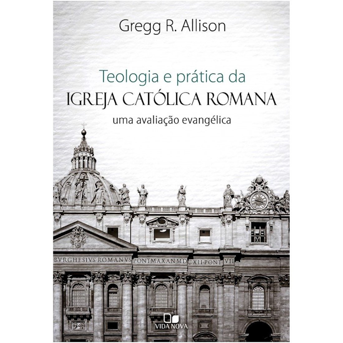Livro Teologia e Prática da Igreja Católica Romana
