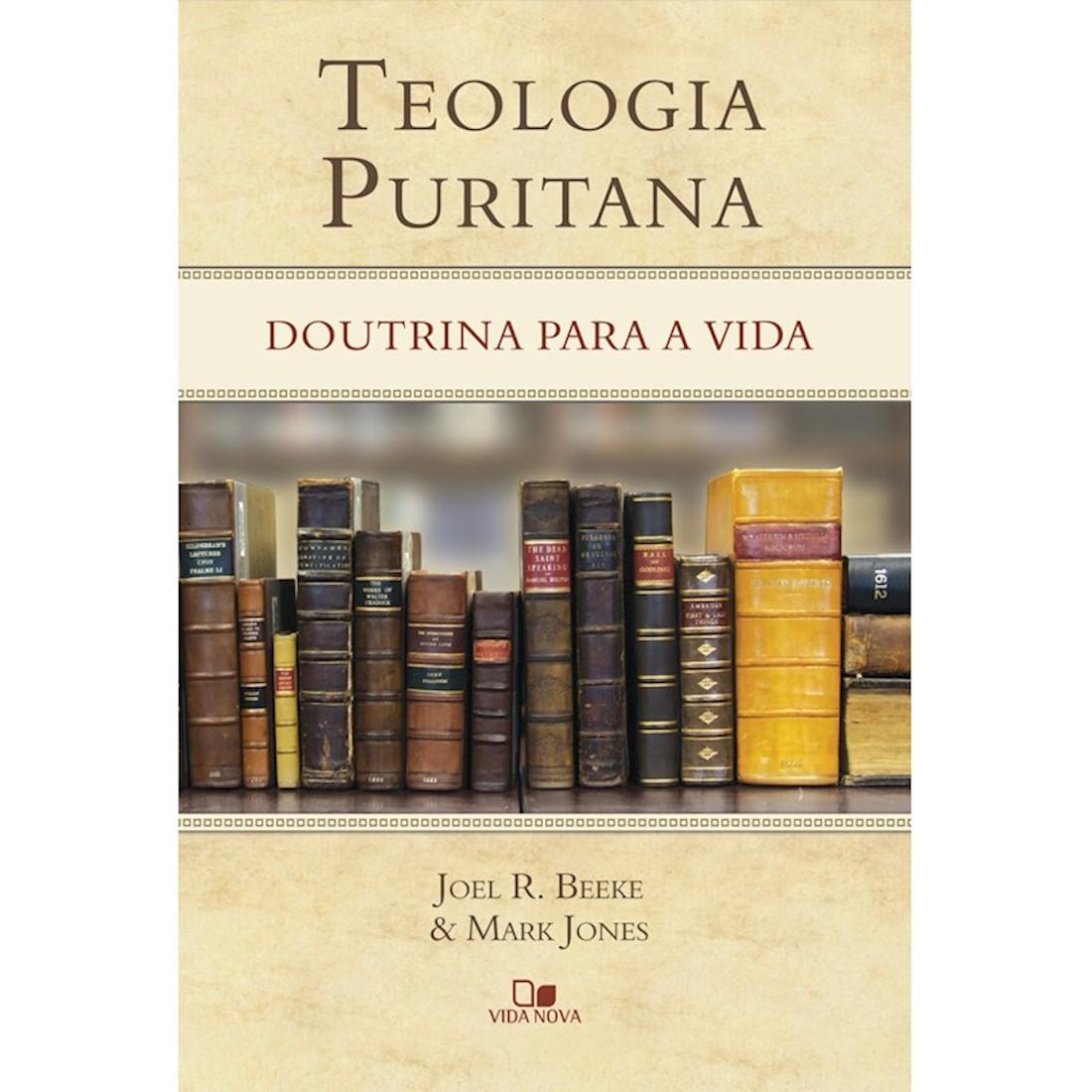 Livro Teologia Puritana