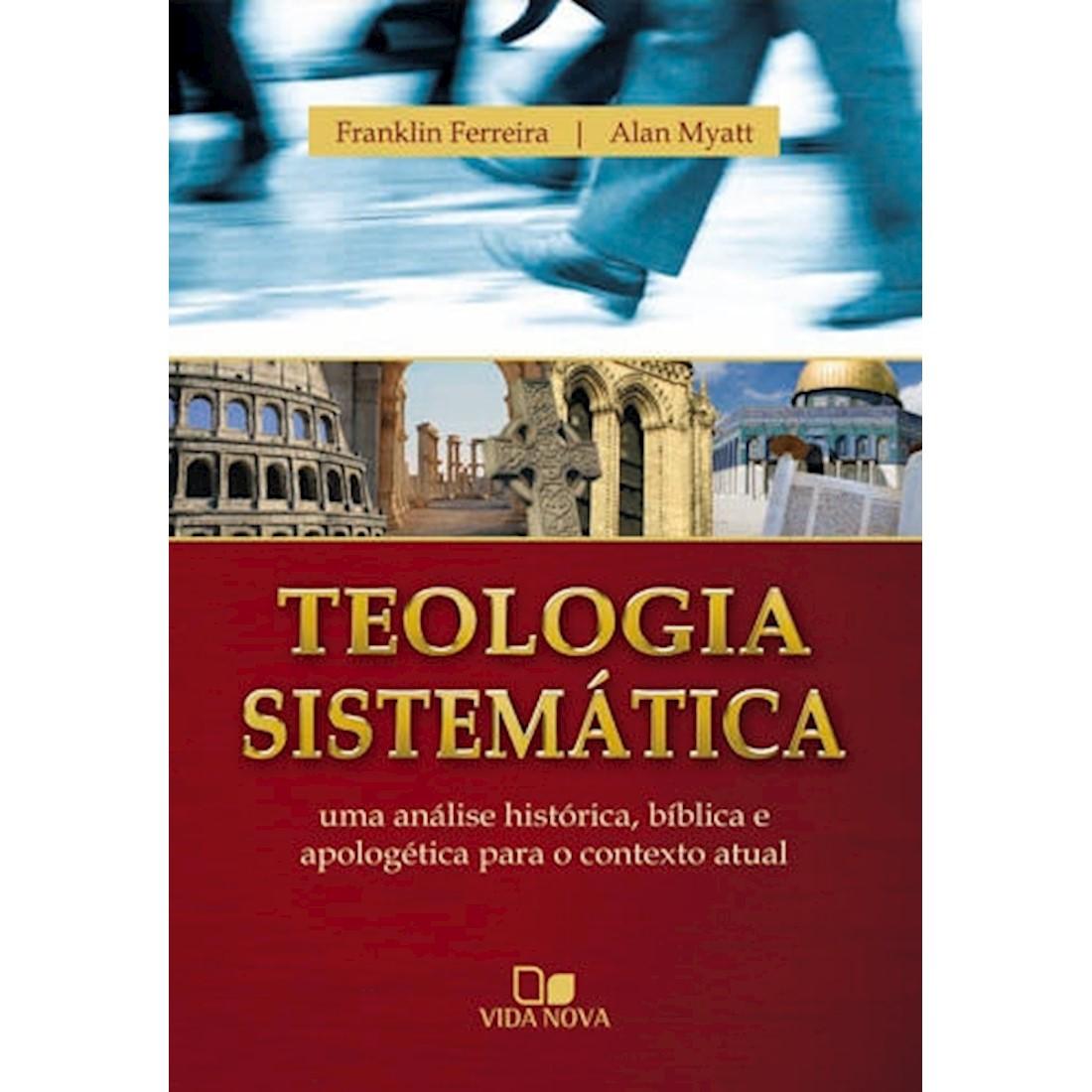 Livro Teologia Sistemática - Franklin