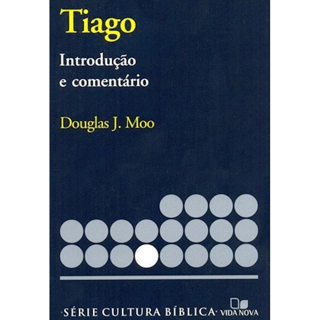 Livro Tiago - Introdução e Comentário Novo Testamento