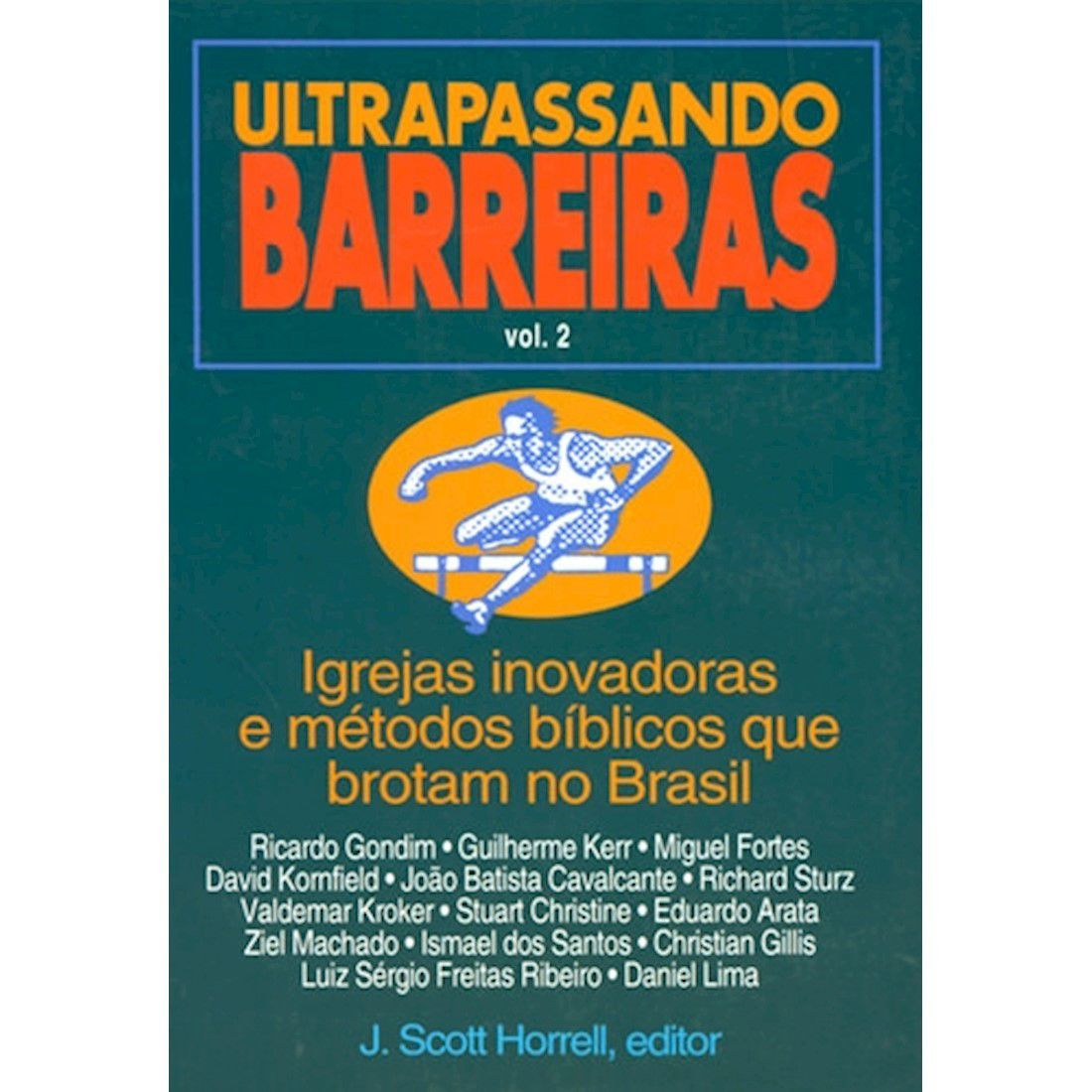 Livro Ultrapassando Barreiras Vol. 2 - Produto Reembalado