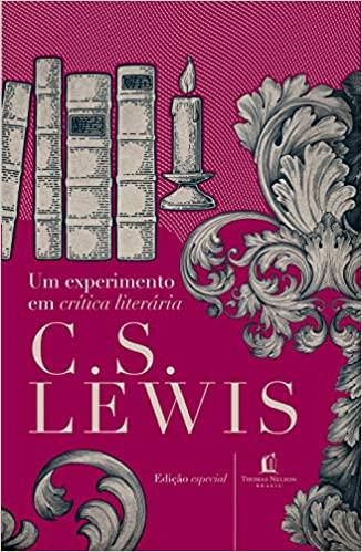 Livro Um Experimento em Crítica Literária