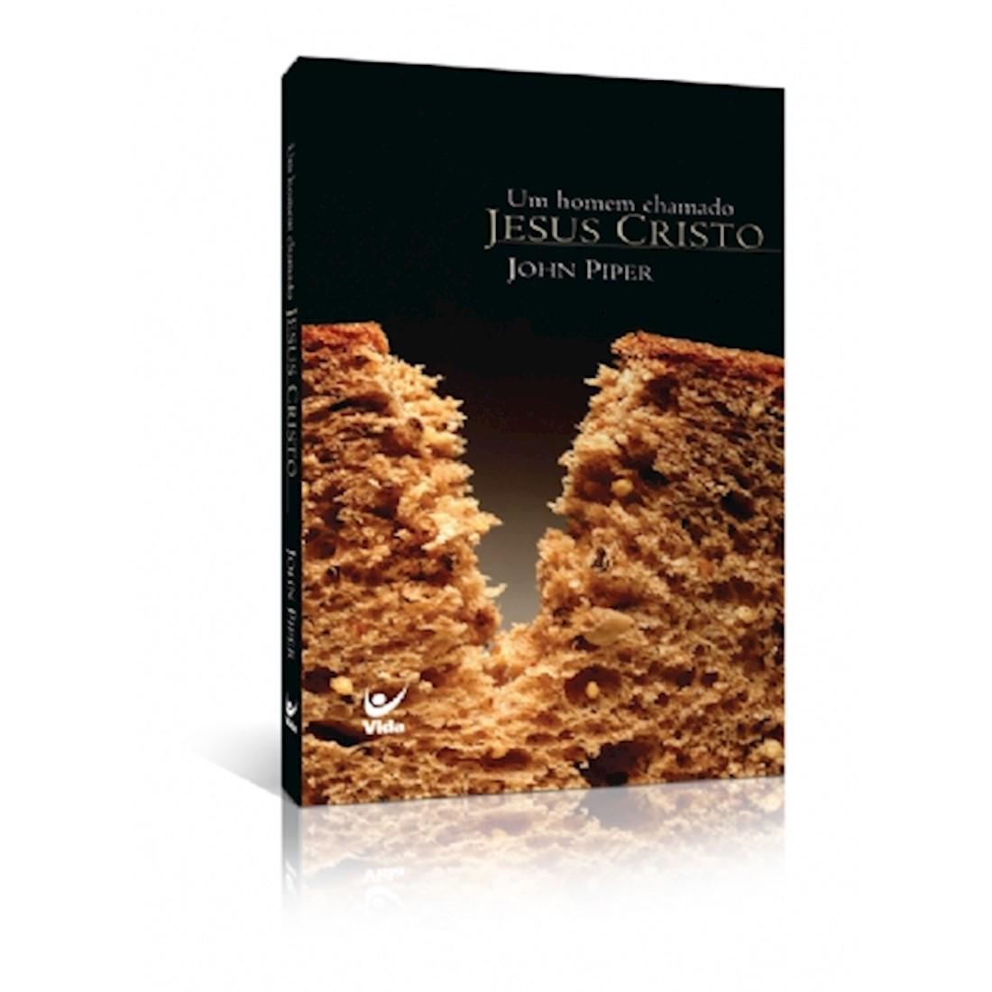 Livro Um Homem Chamado Jesus Cristo