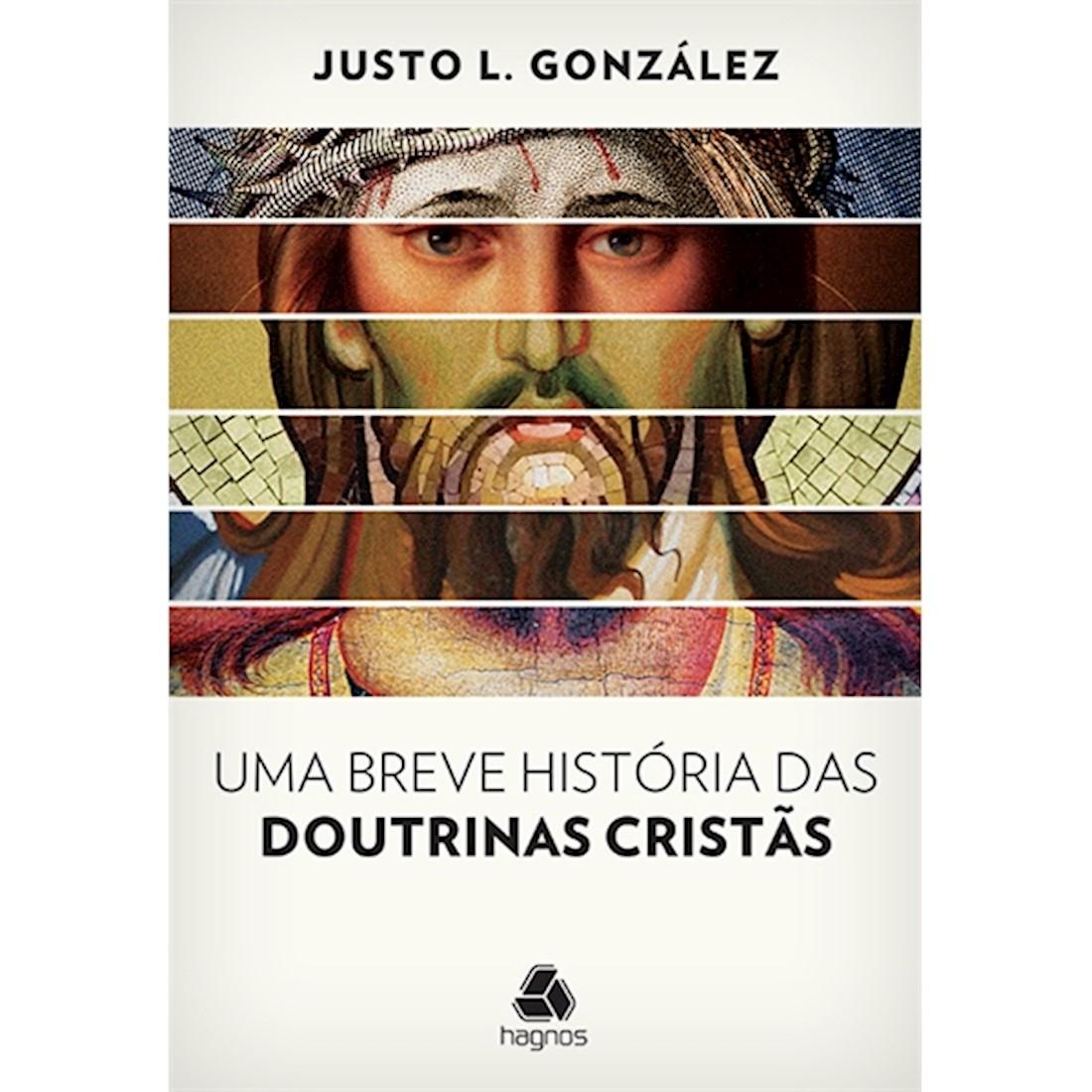 Livro Uma Breve História das Doutrinas Cristãs