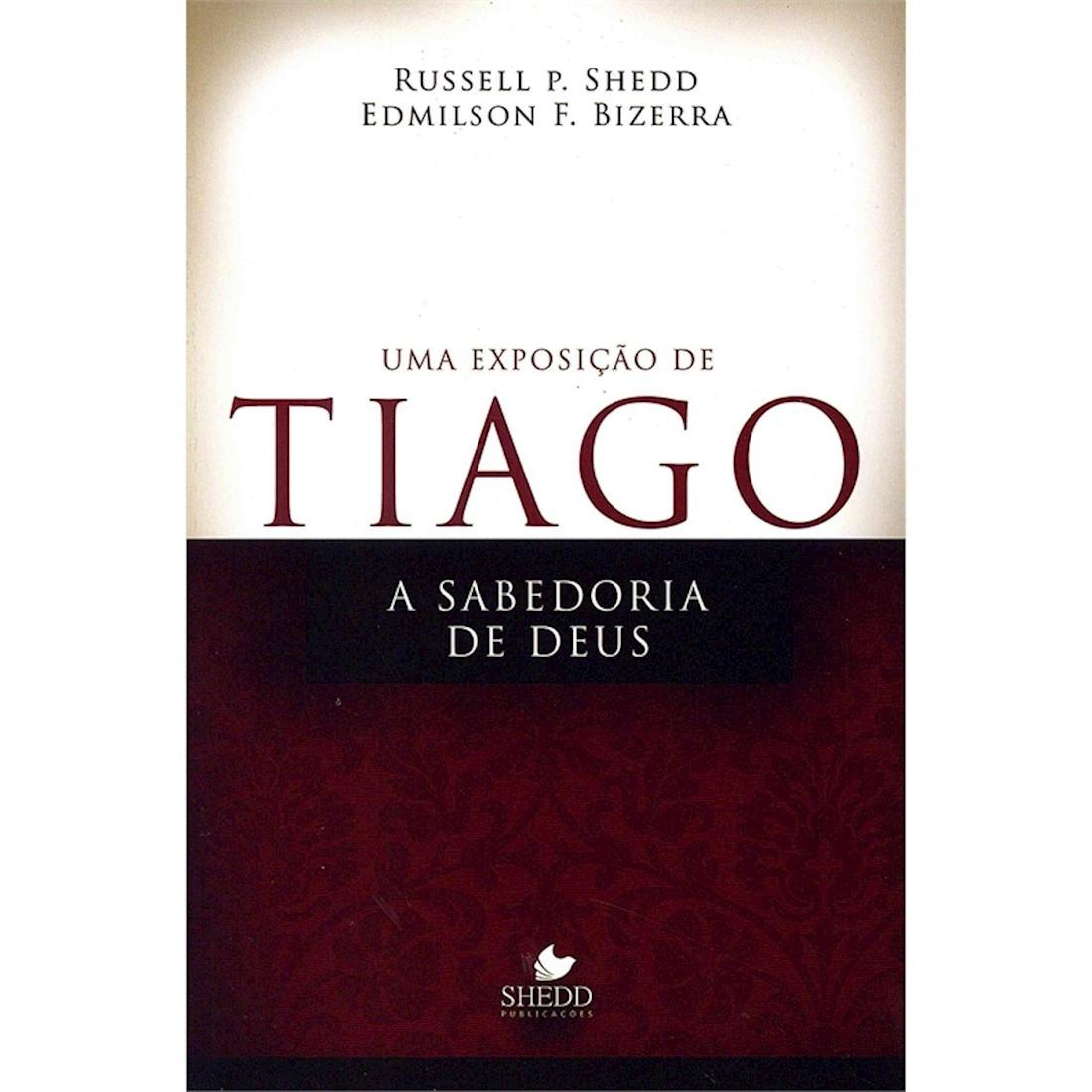 Livro Uma Exposição de Tiago