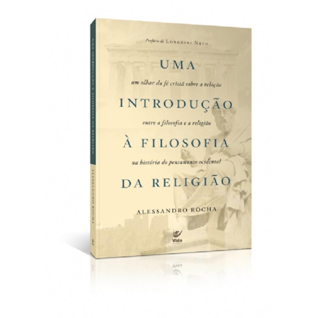 Livro Uma Introdução à Filosofia da Religião