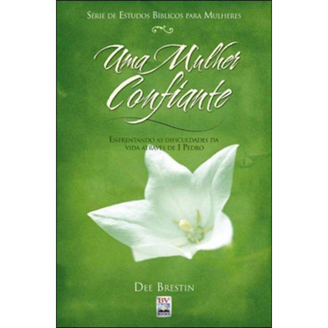 Livro Uma Mulher Confiante - Produto Reembalado
