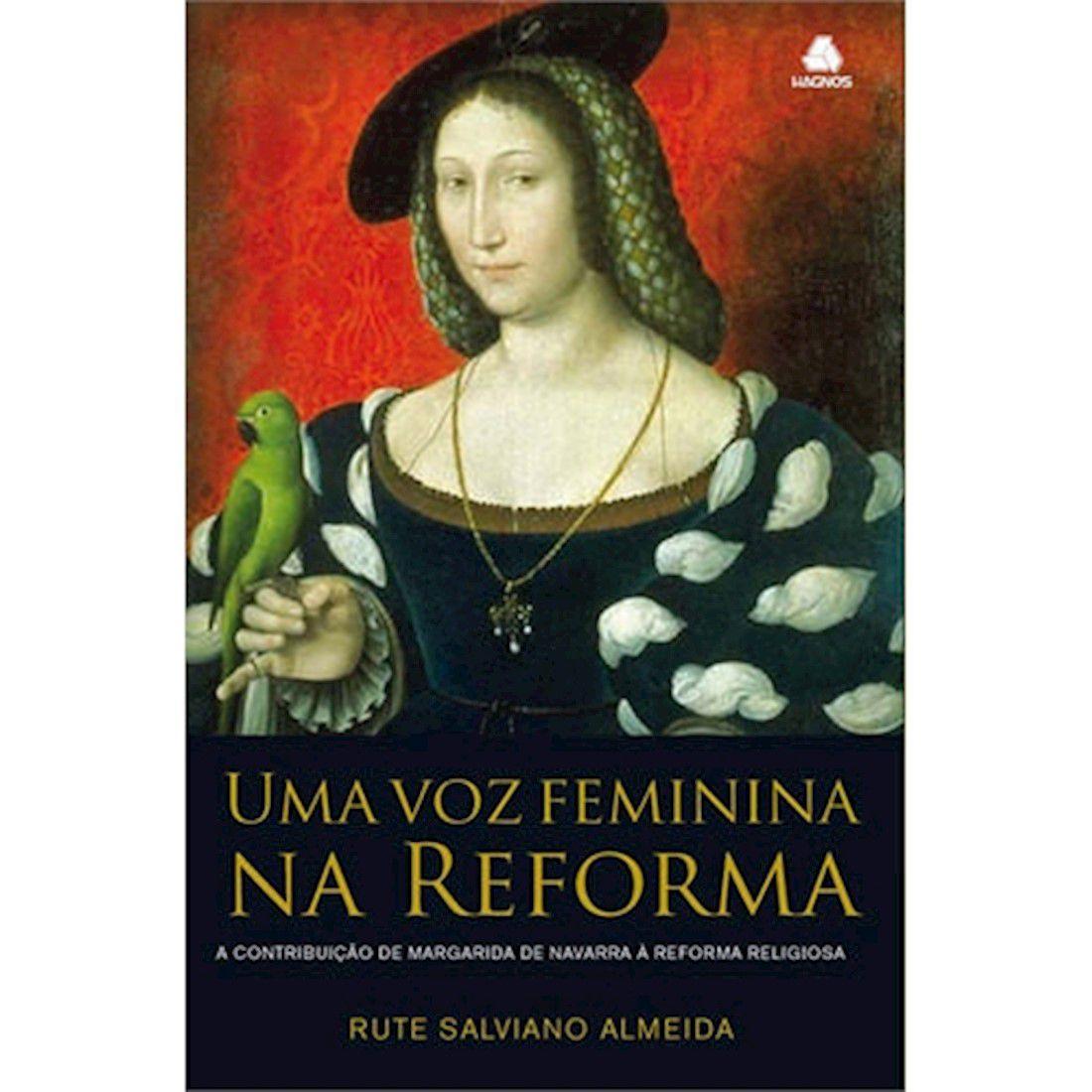 Livro Uma Voz Feminina na Reforma