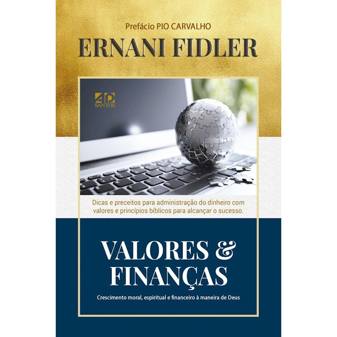 Livro Valores & Finanças